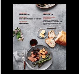 Accessoire Weber La Nouvelle Bible du BBQ livre de recettes