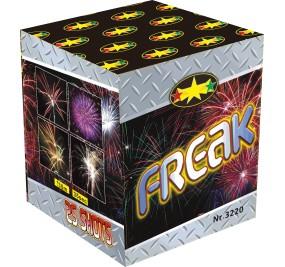 Pavés Freak 25 shots
