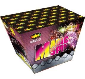 25's Magic spin