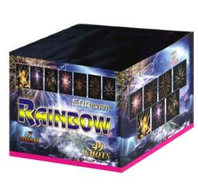 Pavés Rainbow 49 shots