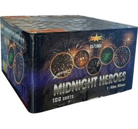 Pavés Midnight Heroes 100 shots