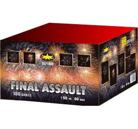 Pavés Final Assault 100 shots