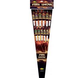 Fusées Fire show - 11 rockets