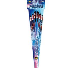 Fusées Pegase - 10 rockets