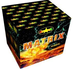 Pavés Matrix 30 shots