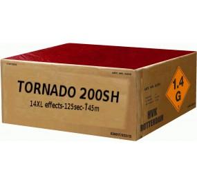 Pavés Tornado 200 shots