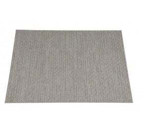 Tapis Warenza 160x230 gris clair