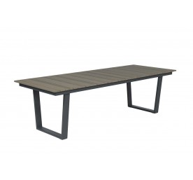 Table Austin 265 cm vironwood gris