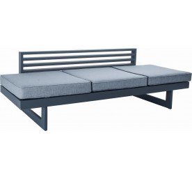 Banc/bain de soleil Stern Holly modulable