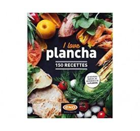 "Livre ""I love plancha"""